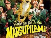 Cinéma piste Marsipulami