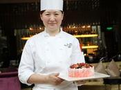 Chocolat macarons rencontre avec Lily Wang, chef patissière Sofitel Chine