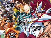 Saint Seiya Omega... nouveaux chevaliers zodiaque arrivent!
