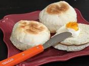 Muffins anglais Pascale Weeks pour petit-déj british Part