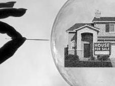 L'immobilier français point plonger