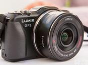 Lumix Panasonic continue lancée