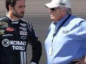 Team Hendrick nominé pour NASCAR Hall Fame's 2013