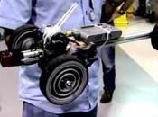 Dyson Challenge voitures conçues partir pièces détachées d'aspirateurs