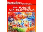 Sortir week-end Marché Traditions Montivilliers