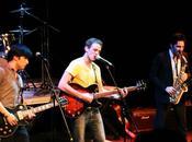 Benjamin fête l'anniversaire groupe rock l'Ecole Alsacienne