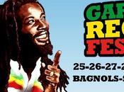 Garance Reggae Festival 2012 Line Dévoilé