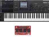 Yamaha motif extension claviers expandeurs workst
