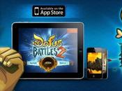 DOFUS Battles débarque iPhone iPad...