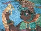 Premières découvertes sources Bleu Maya précolombien