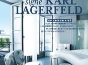 Karl Lagerfeld, rédacteur chef n°108 2012