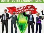 Élections: Élisez président Sims!