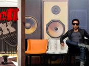 Lenny Kravitz designer pour Kartell