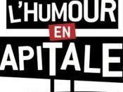 """Evènement """"L'humour capitale"""", édition"""