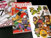 Derniers Achats Manga Slump tome Dragon Ball Saint Seiya Ultimate Edition