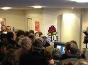Résultats tour avril 2012 #Mulhouse François Hollande tête devant sarkozy lepen
