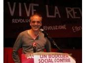 Premier tour l'élection présidentielle, déclaration Philippe Poutou
