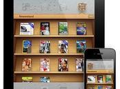 Kiosque d'Apple s'agrandit avec nouveaux titres numérique