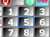 appli blackberry simule télécommande freebox