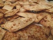 Crackers Paprika pour Guacamole!!
