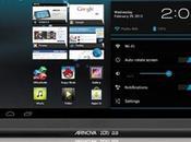 page officielle pour Archos Arnova 10b/9 commercialisation très prochaine