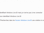 importante faille Windows Live