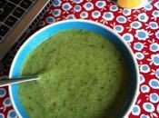 Soupe printaniere jour pluie (spring soup rainy days)