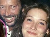 Carla Bruni Sarkozy Eric Clapton 1989 Comme rien n'était...