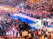 Bercy, 22.000 pour finir avec l'arrogance mensonge