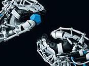 Festo ExoHand main robotique pilotée exosquelette