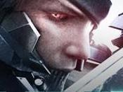 Metal Gear Revengeance Raiden corde raide