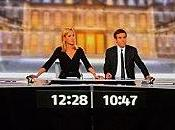 Débat Sarkozy-Hollande 2012 violence boxeurs sous haute tension