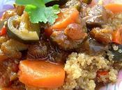 Quinoa façon Couscous Légumes