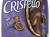 Nouvelles bouchées Crispello Milka gagner