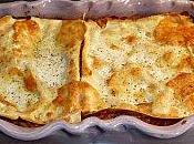 Lasagnes thon, tomates ricotta