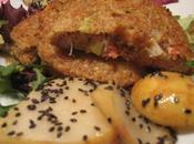 Croquettes terre (bulghur crabe) déjeuner-dîner d'un jour congé