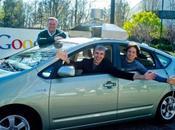 Google fait immatriculer première voiture sans conducteur