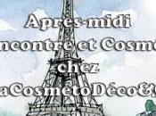 """Notre """"Rencontre Cosméto"""" chez moi, MaCosmétoDéco&Co;"""