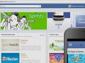Facebook fond mobiles