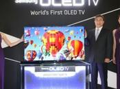 Samsung OLED pouces entre production