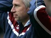 Newcastle Pardew peur perdre Cabaye stars