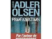 Jussi Adler-Olsen Profanation
