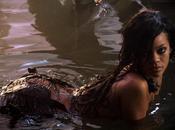 Photos photos coulisses dernier clip Rihanna