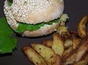 Hamburgers Végétariens