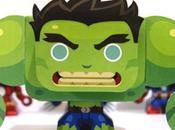 Hulk (mini) papertoy Santome