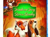 Rouky pour première fois Blu-ray.