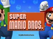 sortait Super Mario Bros…