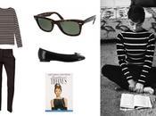 Dans dressing d'Audrey Hepburn