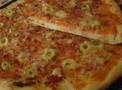 Pizza moelleuse Salami (halal)