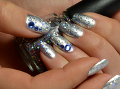 Nail express pose strass